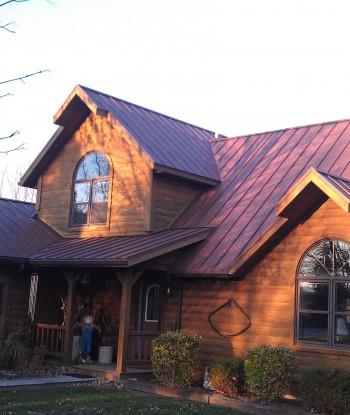 Western Rust Home