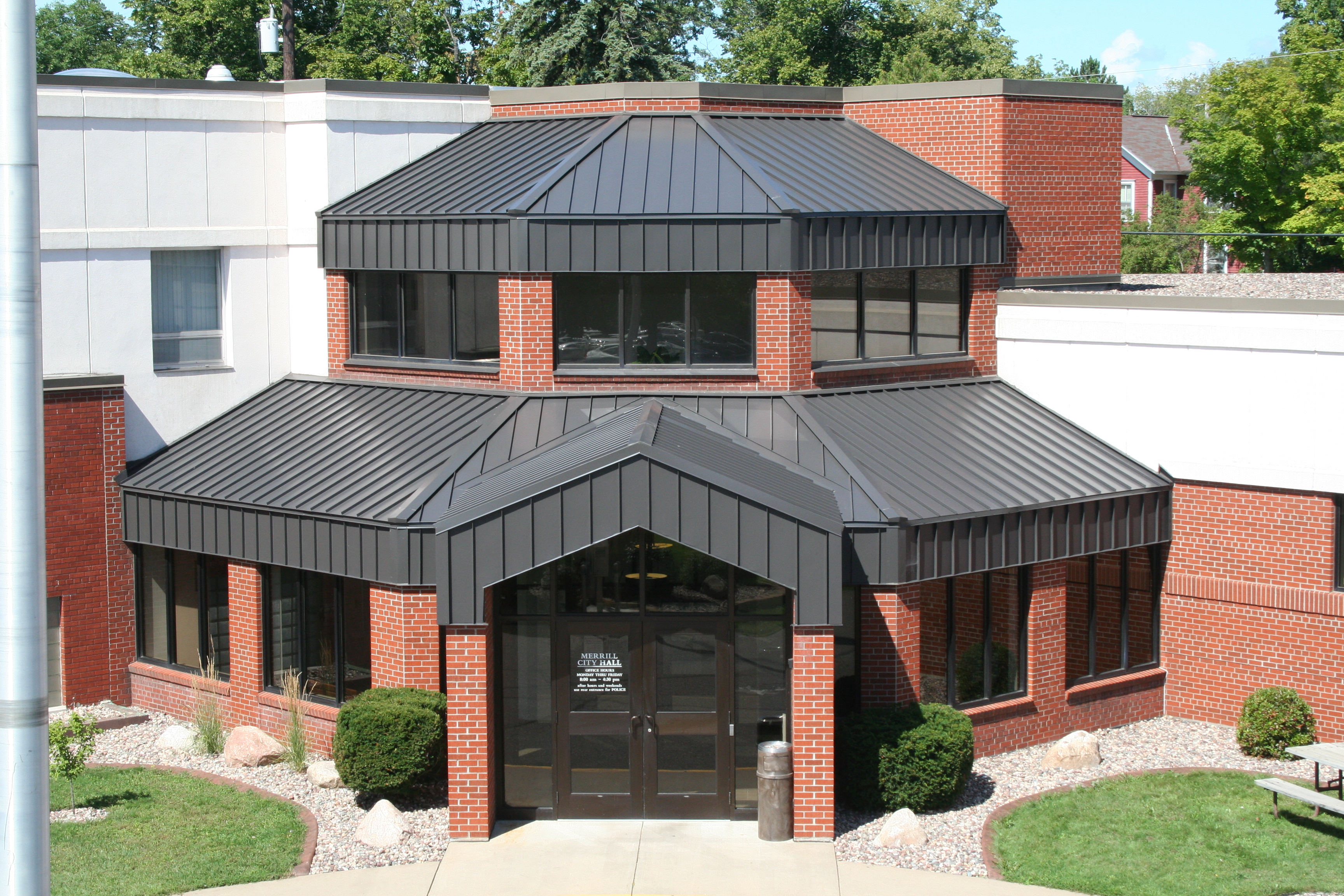 Musket Gray Commercial Coated Metals Group