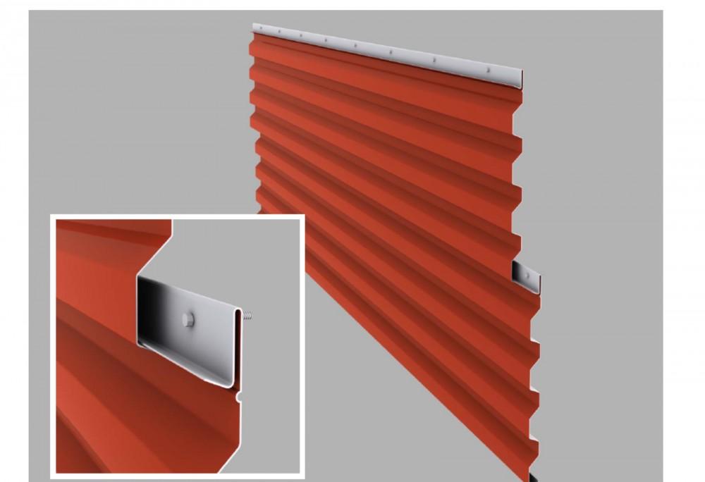 Ultra-Rib Wall Panel System