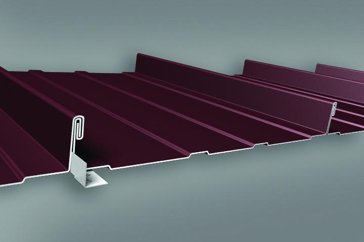 Ultra-Seam Standing Seam Panel System