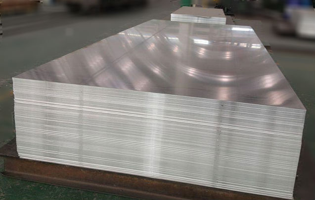 Mill Finished and Anodized Aluminum Flat Sheet