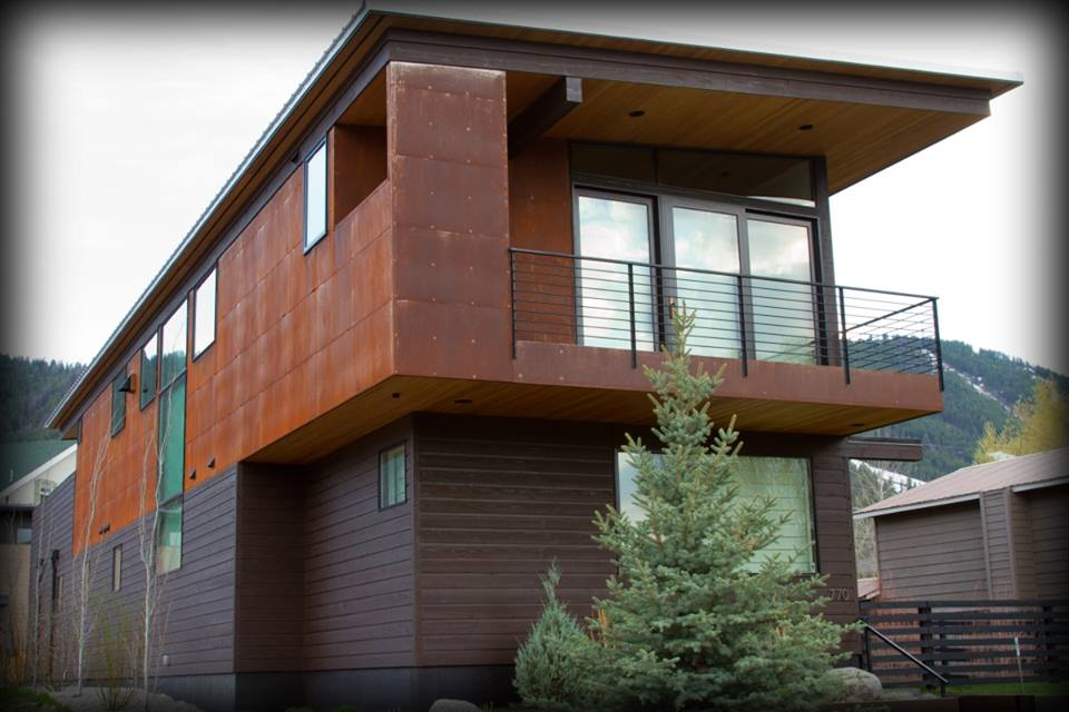 Weathering Steel Coated Metals Group
