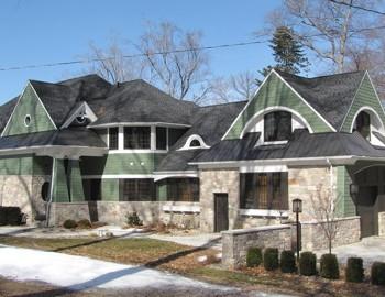 Dark Bronze Home