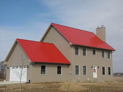 Regal Red Home - Coated Metals Group