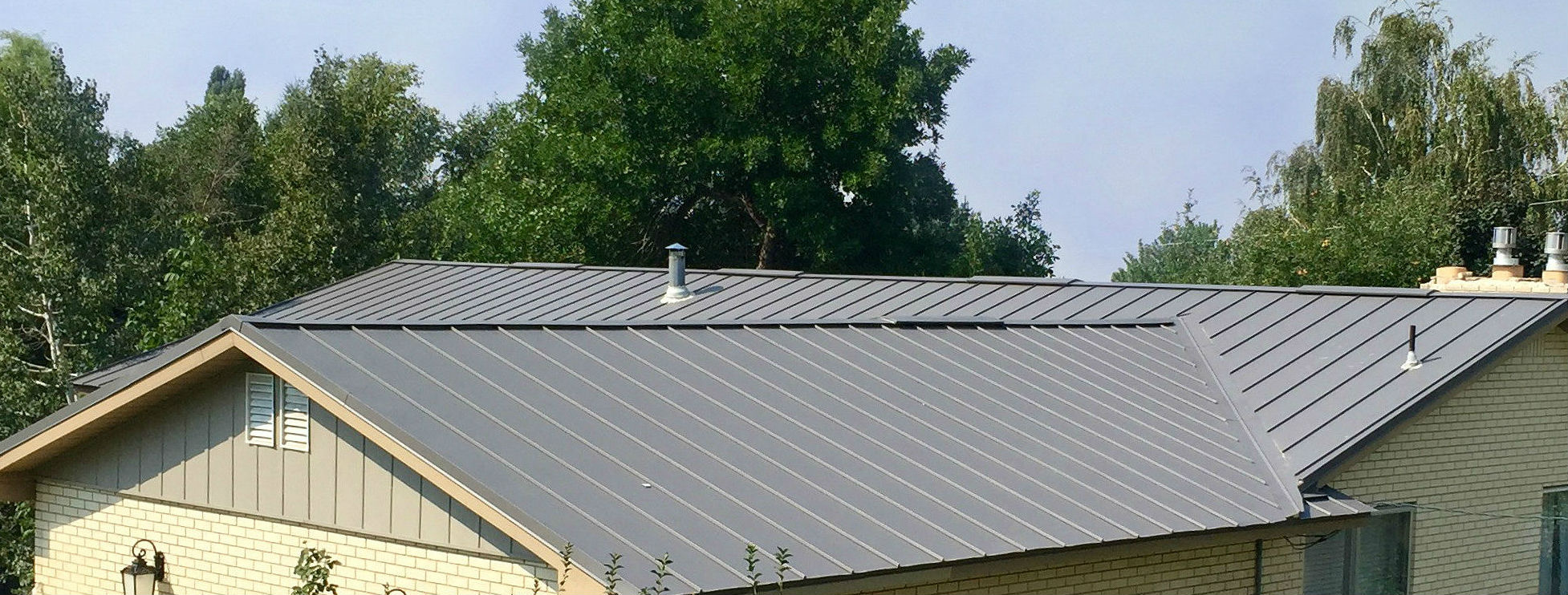 Metal Roofing For The Residential Customer Coated Metals