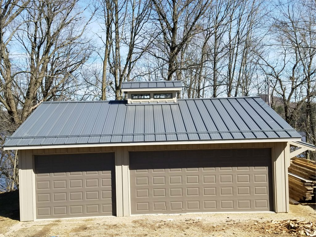 Weathered Zinc Residential Coated Metals Group