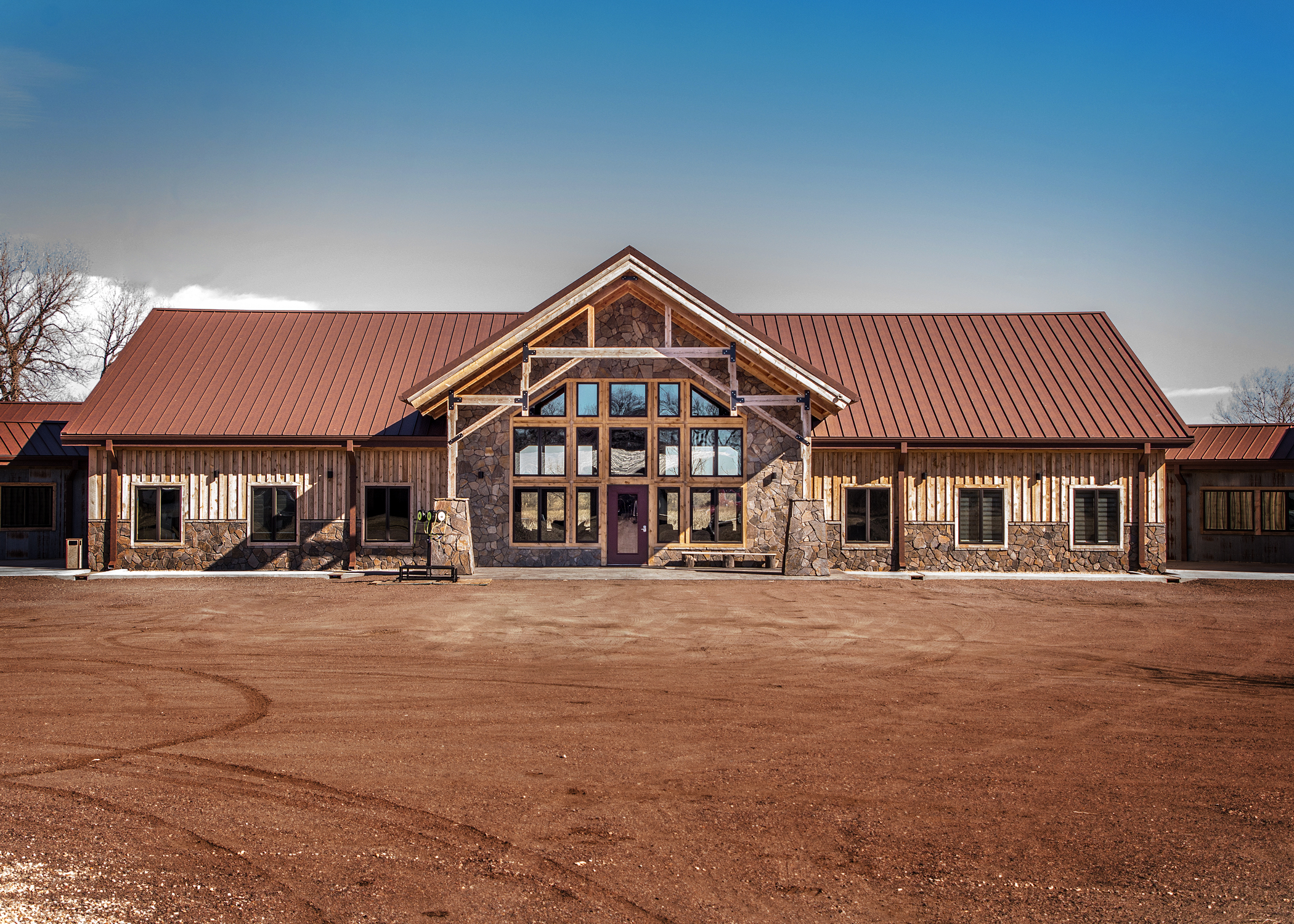 Western Rust Ranch Coated Metals Group