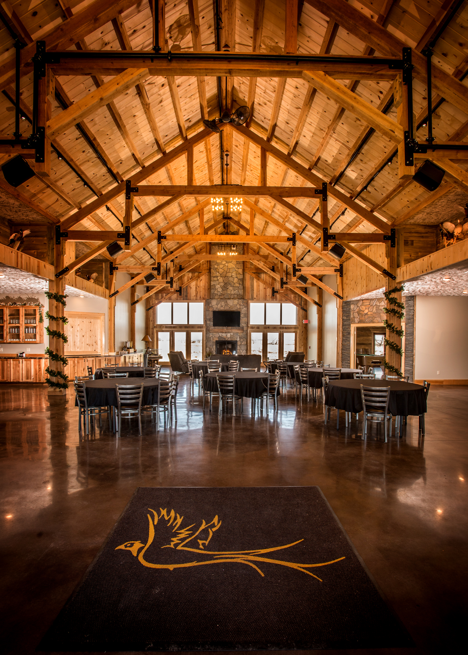 Cmg 39 S Western Rust Completes This Rustic Ranch Coated Metals Group