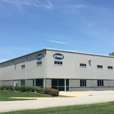 CMG Expands Indianapolis Facility