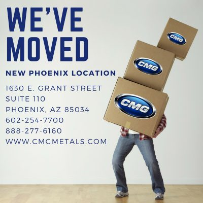 New Phoenix Location