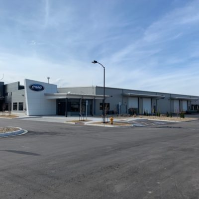 CMG Finishes Construction on New Denver Facility